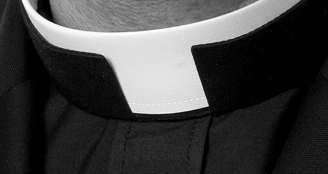 Clergy Collar
